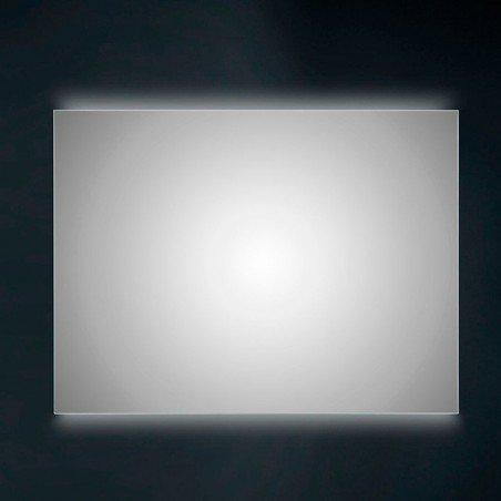 Espejo baño luz led cuadrado retroiluminado Ares