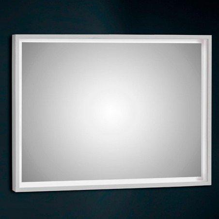 Espejo baño luz led rectangular retroiluminado Eros