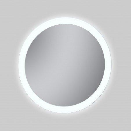 Espejo led redondo para baño luz baño Luna