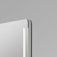 Espejo baño luz con 2 tiras led para el baño Acer