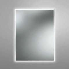 Espejo baño luz LED frontal Kale