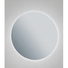 Espejo redondo con luz led retroiluminada para baño Dian
